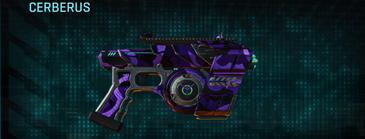 Vs alpha squad pistol cerberus