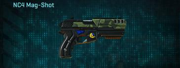 Amerish forest pistol nc4 mag-shot