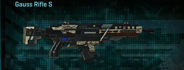 Arid forest assault rifle gauss rifle s