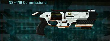 Esamir snow pistol ns-44b commissioner