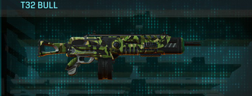Jungle forest lmg t32 bull