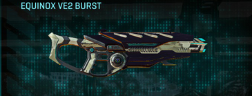 Indar dry ocean assault rifle equinox ve2 burst