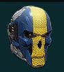 NC Inf Helm IlluminatedSkull