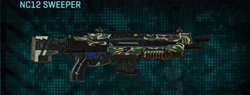 Scrub forest shotgun nc12 sweeper