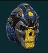NC Heavy Helm BandedSkull