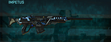Nc alpha squad sniper rifle impetus