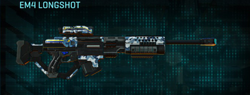 Nc urban forest sniper rifle em4 longshot