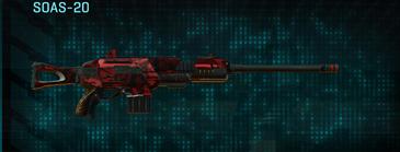 Tr alpha squad scout rifle soas-20