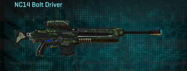 Amerish grassland sniper rifle nc14 bolt driver
