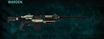 Indar dry ocean battle rifle warden