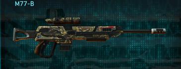 Indar highlands v1 sniper rifle m77-b
