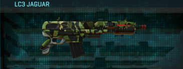 Jungle forest carbine lc3 jaguar