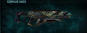 Scrub forest assault rifle corvus va55