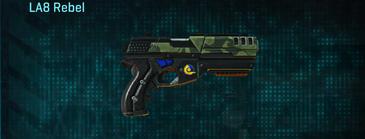 Amerish forest pistol la8 rebel