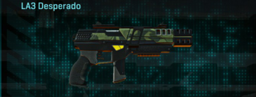 Amerish forest pistol la3 desperado