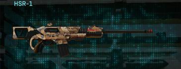 Indar canyons v1 scout rifle hsr-1