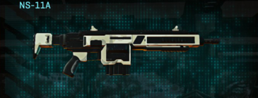 Indar dry ocean assault rifle ns-11a