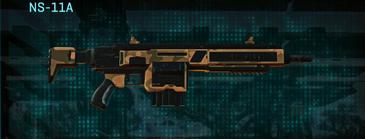 Indar rock assault rifle ns-11a
