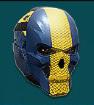 NC Light Helm RebelSkull