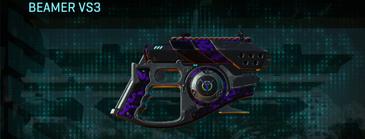 Vs loyal soldier pistol beamer vs3