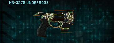 Scrub forest pistol ns-357g underboss