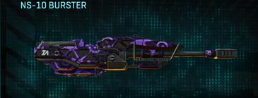 Vs alpha squad max ns-10 burster