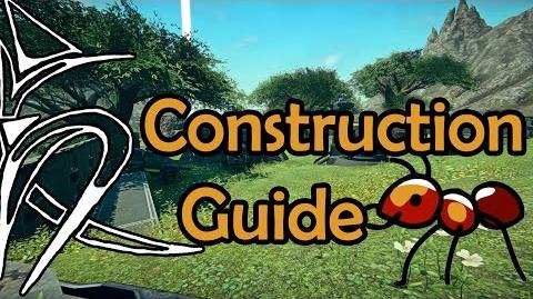 Construction system guide -Planetside 2-