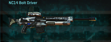 Esamir ice sniper rifle nc14 bolt driver