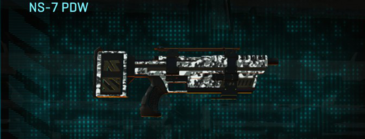 Snow aspen forest smg ns-7 pdw