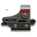 Weapons TR DokuWeapons Attachments ReflexSight001 Red 128x128