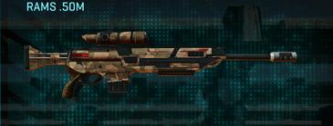 Indar plateau sniper rifle rams .50m