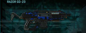 Nc loyal soldier carbine razor gd-23