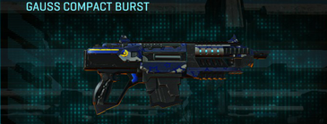 Nc patriot carbine gauss compact burst