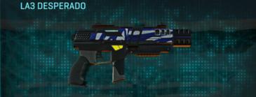 Nc zebra pistol la3 desperado