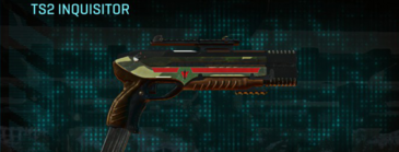 Temperate forest pistol ts2 inquisitor