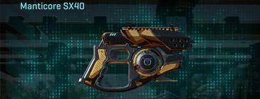 Giraffe pistol manticore sx40