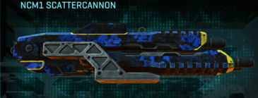 Nc loyal soldier max ncm1 scattercannon