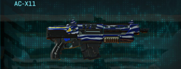 Nc zebra carbine ac-x11