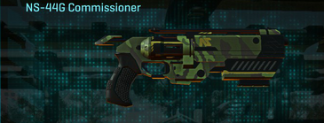 Amerish leaf pistol ns-44g commissioner