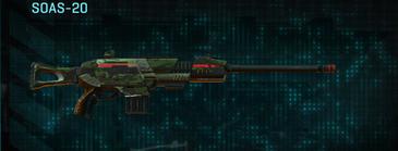 Amerish leaf scout rifle soas-20