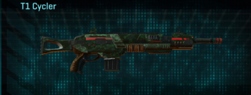 Clover assault rifle t1 cycler