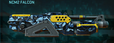 Nc alpha squad max ncm2 falcon