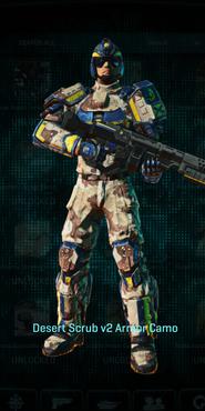 Nc desert scrub v2 heavy assault