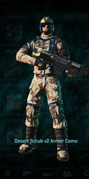 Nc desert scrub v2 light assault
