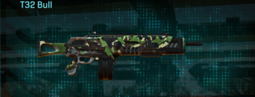 African forest lmg t32 bull