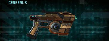 Indar plateau pistol cerberus