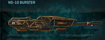 Indar rock max ns-10 burster