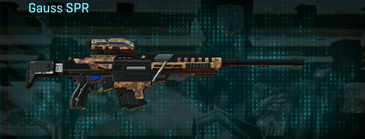 Indar canyons v1 sniper rifle gauss spr