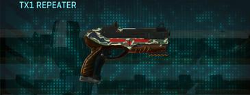 Scrub forest pistol tx1 repeater