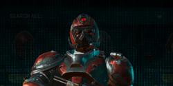 Tr composite helmet heavy assault